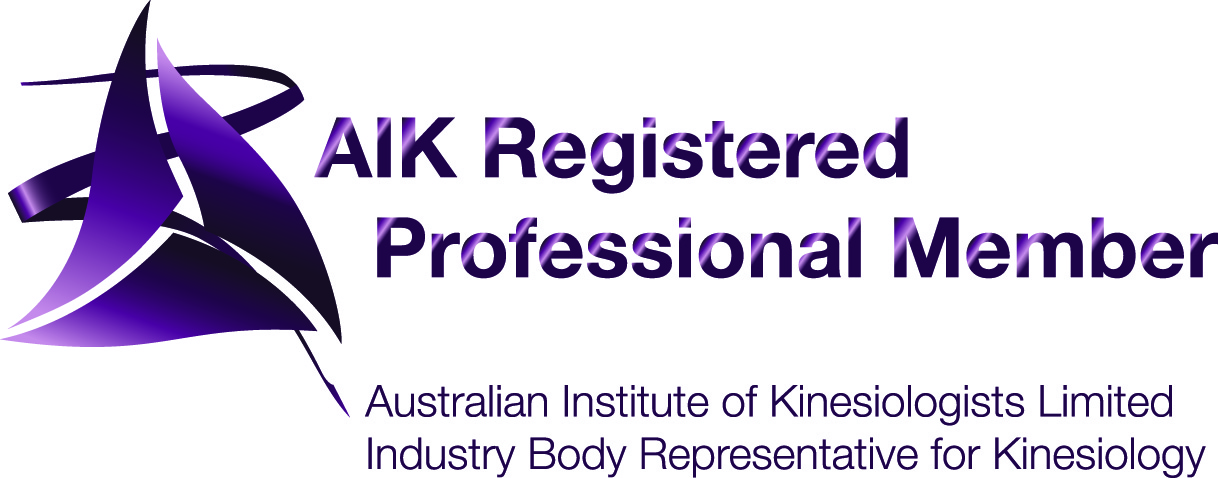 Australian Institute of Kinesiologists - Professional Member