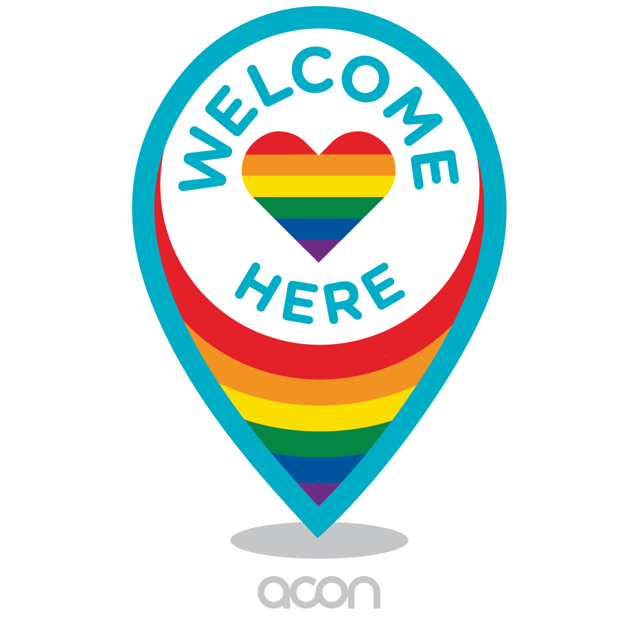 The Welcome Here Project - where LGBTIQ diversity is celebrated